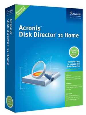 Acronis Disk Director 2011