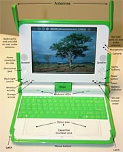 X0-1 One Laptop Per Child