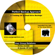 Perfect Backup Approach CD