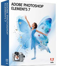 Photoshop Elements 7 Box