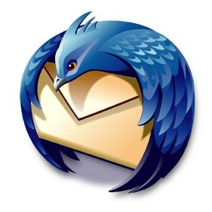 Thunderbird Email Client Logo